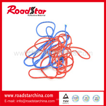 Price favorable colorful reflective lanyard
