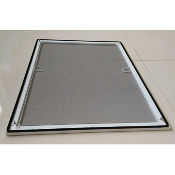 Aluminum+fix+window+screen+with+fiberglass+screen