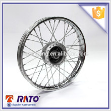Best quality and competitive price 1.6*17 motorcycle spoke wheel for FT180/FT200