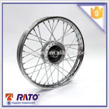 Melhor qualidade e preço competitivo 1,6 * 17 motocicleta falou roda para FT180 / FT200