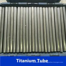 Gramo. 2 Tubo de titanio soldado (ASTM B338 / ASME SB338)