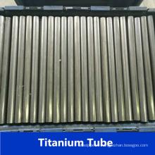 Gr. 2 Welded Titanium Tube (ASTM B338 / ASME SB338)