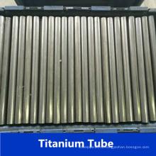 Gr. 2 Сварные титановые трубки (ASTM B338 / ASME SB338)