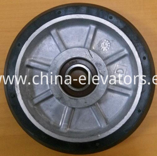RG125 Guide Shoe Roller KONE Elevators 125*27/6003