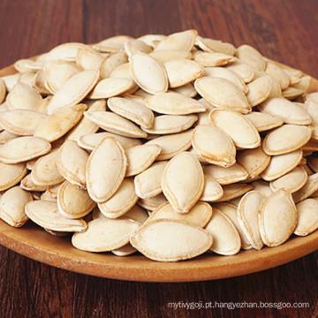 Sementes de abóbora comestíveis processadas chinesas