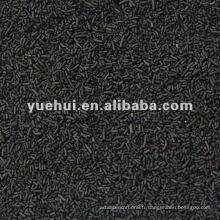 Charbon actif cylindrique à base de charbon de 1,5 mm pour la protection ZX15