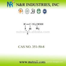 Reliable Supplier amino acid D-Histidine 351-50-8