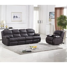 High Quality Leather Function Sofa for Livingroom Use