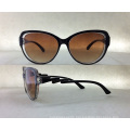Brand New Designer Plastic Fashion Sunglasses for Women/Lady P25030