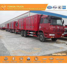 SHACMAN Aolong 6X4 Van Vehicle Hot Sale