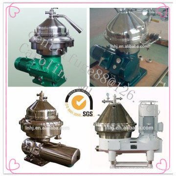 The Continuous Operation of The Butterfly Centrifuge