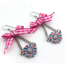 Christmas Jewelry/Christmas Earring/Christmas Flower (XER13380)