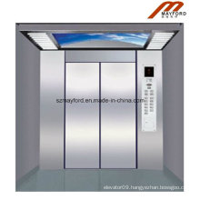 1600kg Bed Elevator with Opposite Entrance