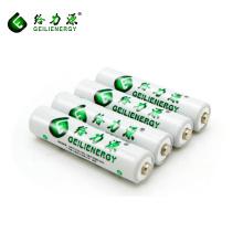 Geilienergy preço de fábrica ni-mh bateria recarregável 1.2 v aaa 1200 mah nimh bateria