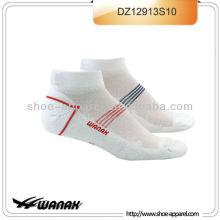 Calcetines de tobillo personalizados al por mayor, calcetines de los hombres, calcetines deportivos