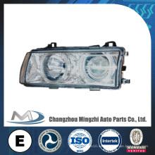 Piezas de recambio para coche Lámpara de coche Faros E36 4D 91-00 Lámpara de cabeza Cristal blanco