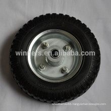2.50-4 solid rubber wheel wheel barrow tyre