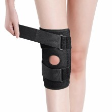 Breathable Knee Pads Sport Safety Basketball Knee Brace