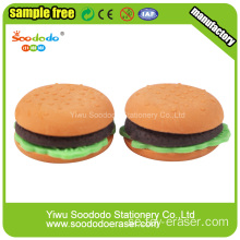 Hamburger ECO-TPR Partihandel Eraser Sets