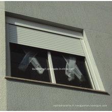 Advanced Residential Bubble Filled Bushfire Aluminium Window Roller Shutters