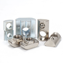 M4 Spring Roll / Drop in T Sliding Nut for 2020 T Slot Extrusion