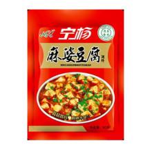 Aderezo de sabor condimento de tofu Mapo