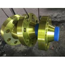 ANSI CLASS150 FORGED WELD NECK STEEL FLANGE