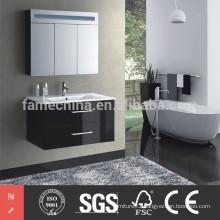 Europe style modern MDF Bathroom Cabinet