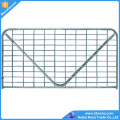 hot dipped galvanized heavy duty livestock fence panel farm fence gate for cattle