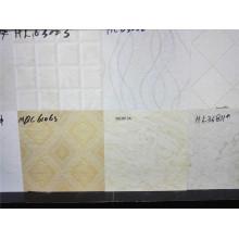 Prix bas et bonne qualité Tuile polie décorative de mur en céramique