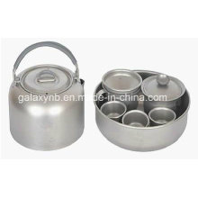 Eco-Friendly Hot Sale Titanium Tee Cup