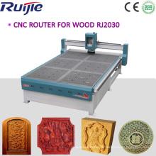 Machine de routeur CNC avec table à vide (RJ2040)
