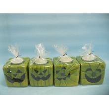 Halloween Kerze Form Keramik Handwerk (LOE2372-D7z)