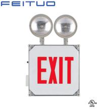 Выход знак, аварийного освещения, аварийный выход знак