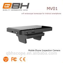 Endoscópio portátil do endoscópio da câmera da inspeção do usb de 5.5mm mini