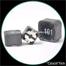 Inductance de puissance à haute fréquence de FCDH1205F 10uh pour le fournisseur de la Chine
