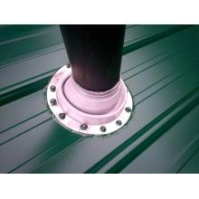 Customizado Bota de tubulação EPDM resistente a UV