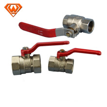 suppliers made in China rubber ball valve