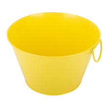 Beautiful Appearance Yellow Color Ice Bucket