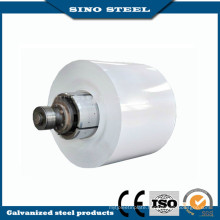 High Glossy 0.6mm Thickness Prepainted Steel Coils PPGI