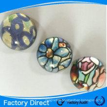 Crystal Glass Fridge Magnet 3D Glass Fridge Magnet for Home Decoration