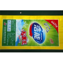 Die Plastiktasche für Reispaket
