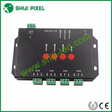 DMX 512 rgb LED-Controller führte SD-Karte dmx Controller SD-Karte LED-Controller