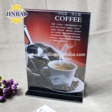 Jinbao nouveau cadeau nouvel an utiliser décoration cadeau pack Acrylique présentoir