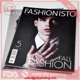 customzied weekly monthly clothing garment fashion magazines catalog print