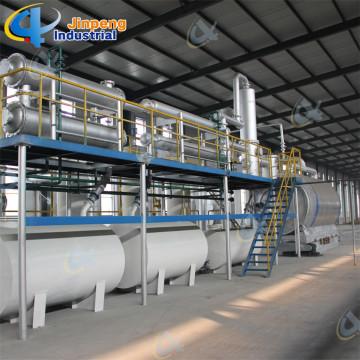 máquina de processamento de borracha residual