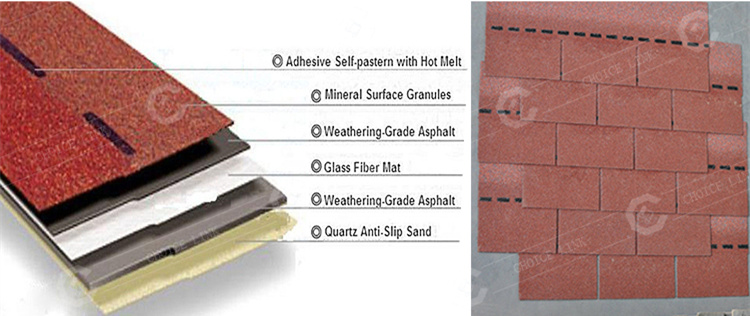 2-19 asphalt shingle
