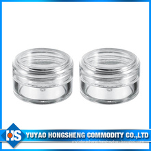 Hs-Pj-005b 20ml Cosmetic Plastic Jar with PP Material