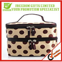 Customized Promotional Cotton Cosmetic Bags With LOGO