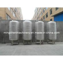 Réservoir de stockage de 4000L pour jus